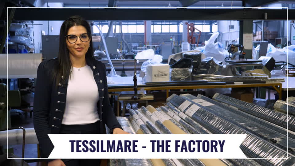 Tessilmare - The factory