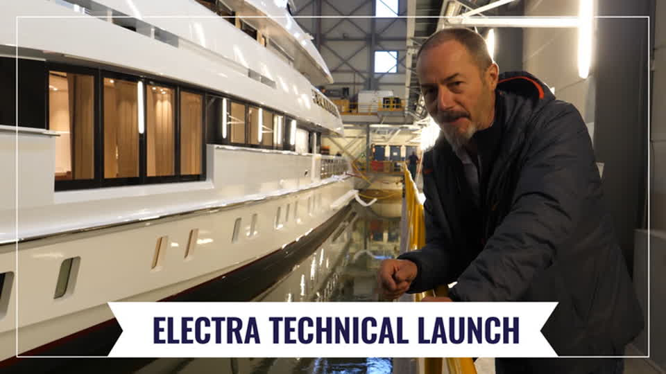 The technical launch of Electra