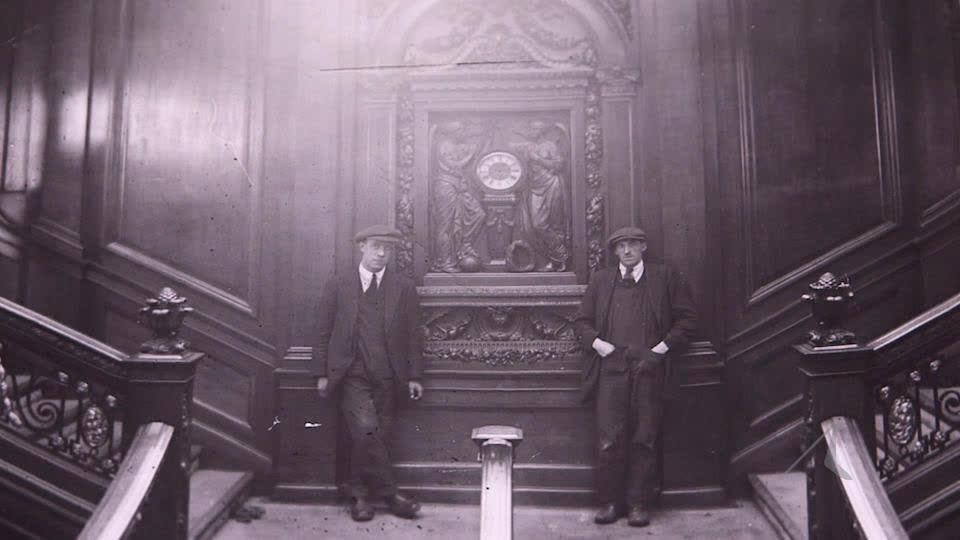 Photographing Titanic