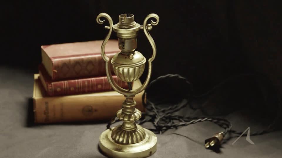 The Gimbal Lamp