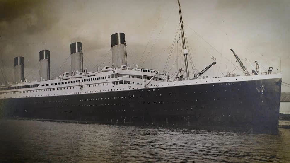 The Story Behind the New Titanic Photo