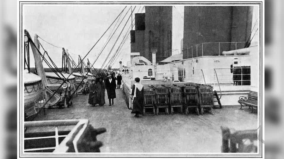 Titanic's Second Class Carnage