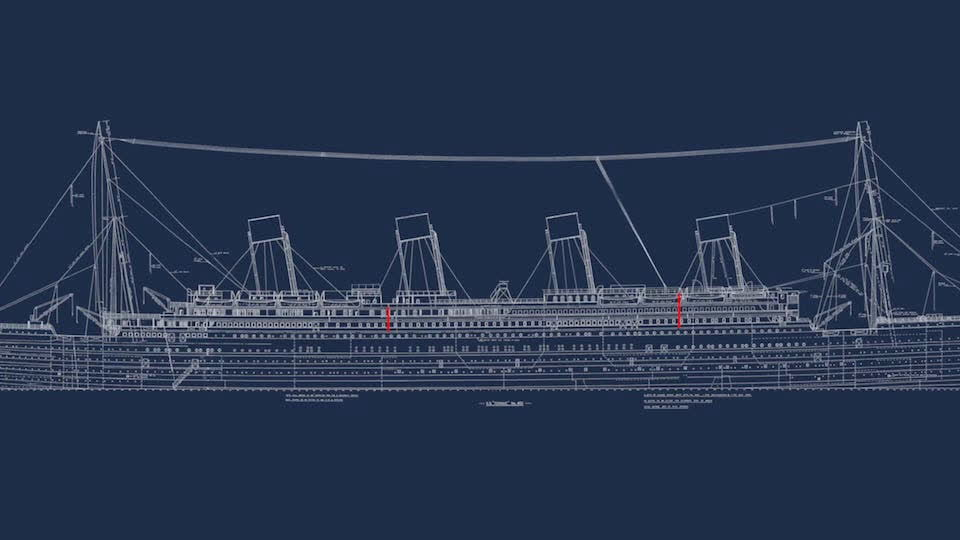 How Did Titanic Sink?