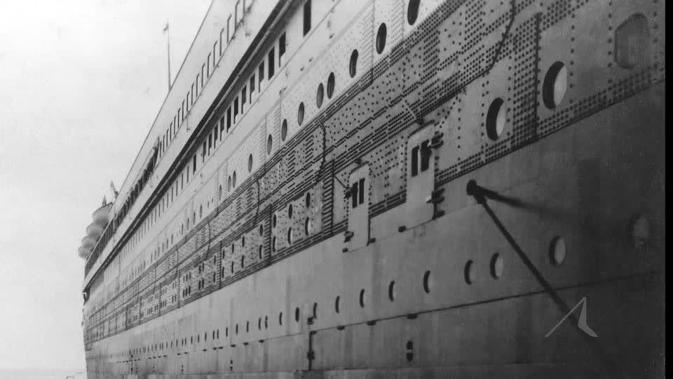 Surprises Inside Titanic: Wrought Iron Gates on D Deck