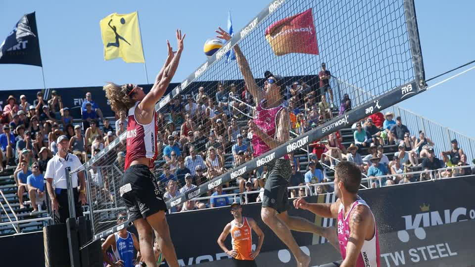 King of the Court - Crown Series - Huntington Beach