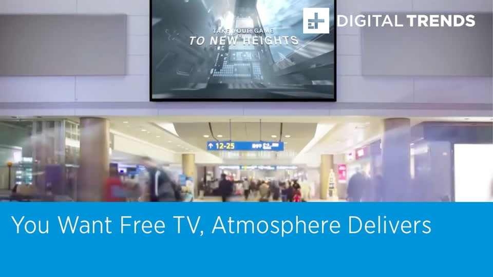 You Want Free TV, Atmosphere Delivers | Digital Trends Live 4.9.20