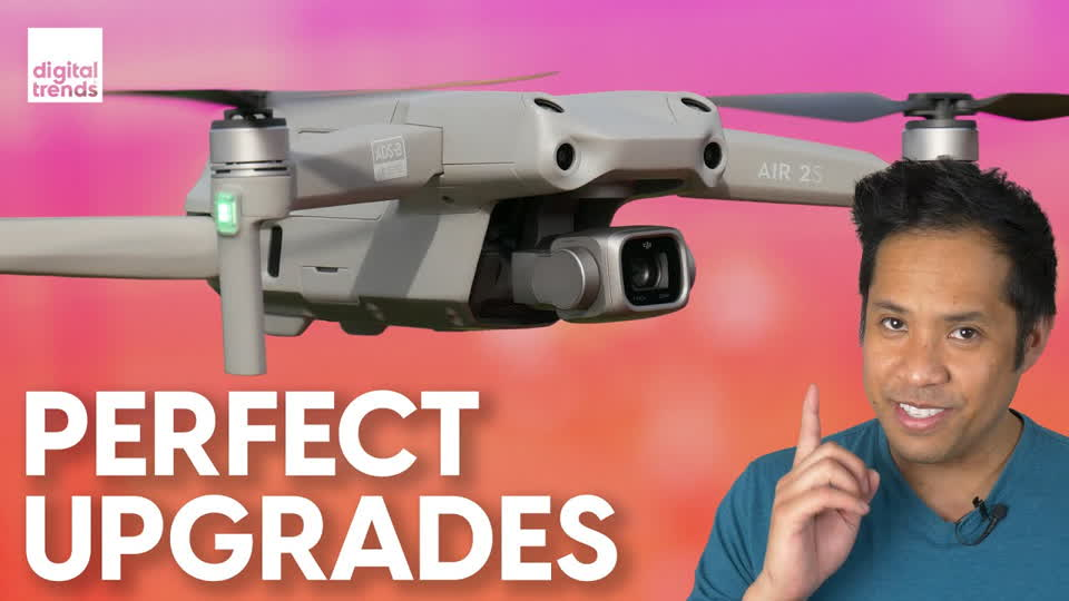 DJI Air 2S Review and Sample Footage   Can one drone do it all?
