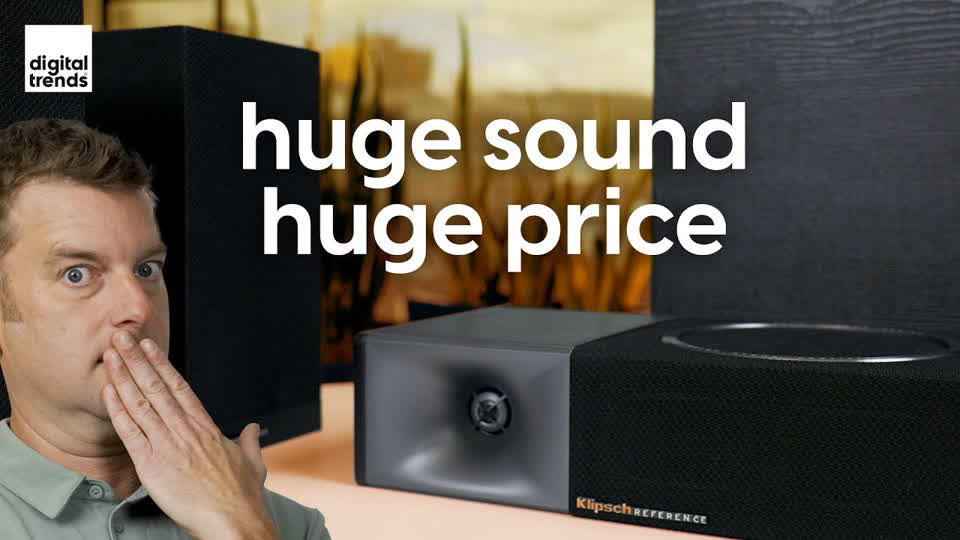 Klipsch Cinema 1200 Dolby Atmos Soundbar Review | Massive Sound
