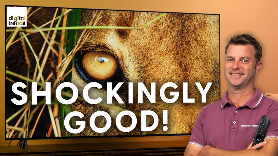 LG QNED99 8K QNED TV Review | IPS Redeemed!