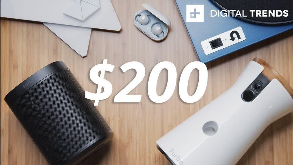 Best Tech Under $200 : Tech For Less