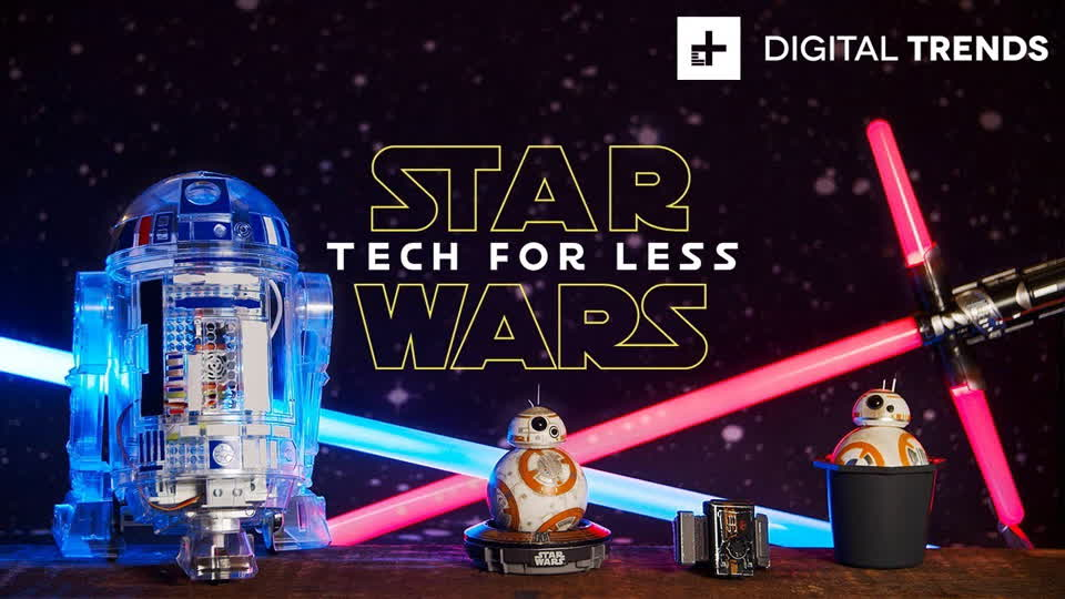 Star Wars Gadgets + SaberForge Giveaway : Tech For Less
