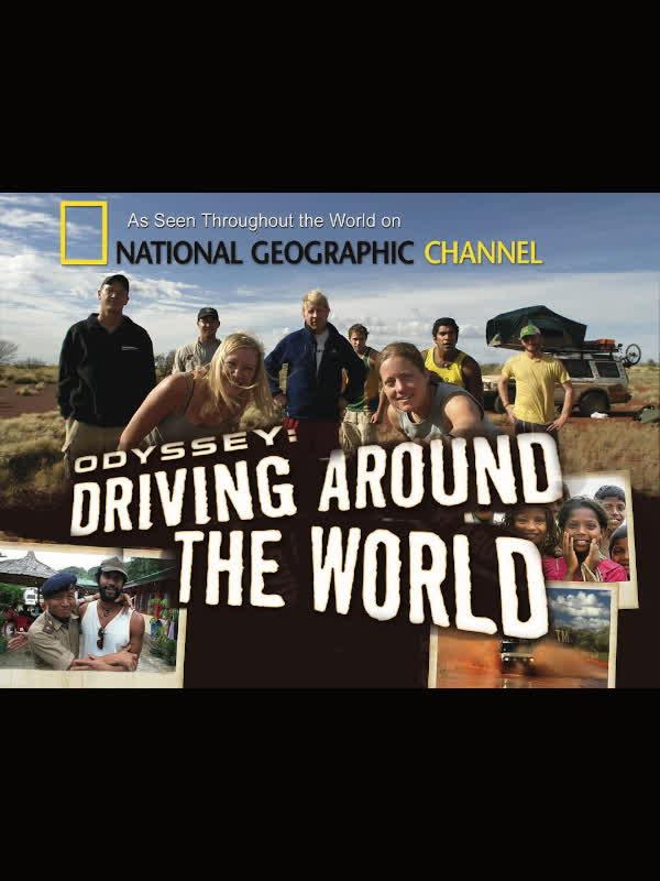 Odyssey Driving Around the World