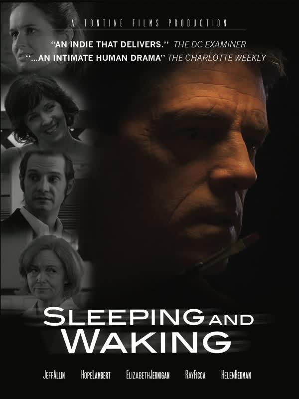 SLEEPING AND WALKING