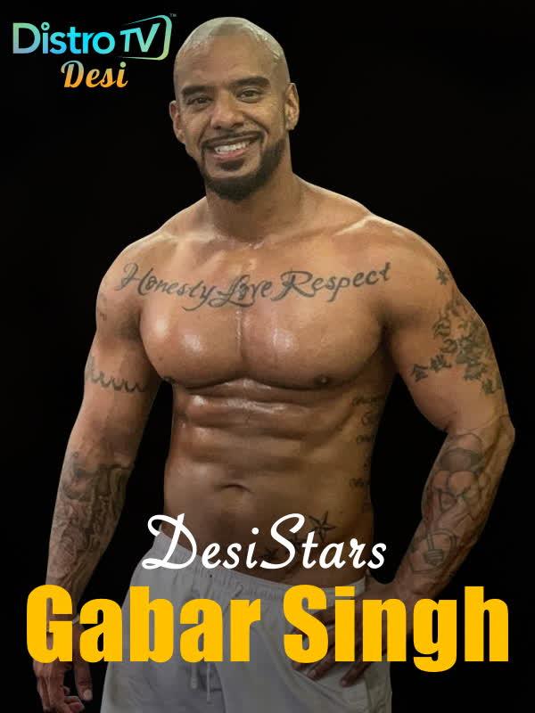 DesiStars: Gabar Singh