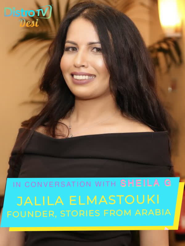 Interview with Jalila Elmastouki