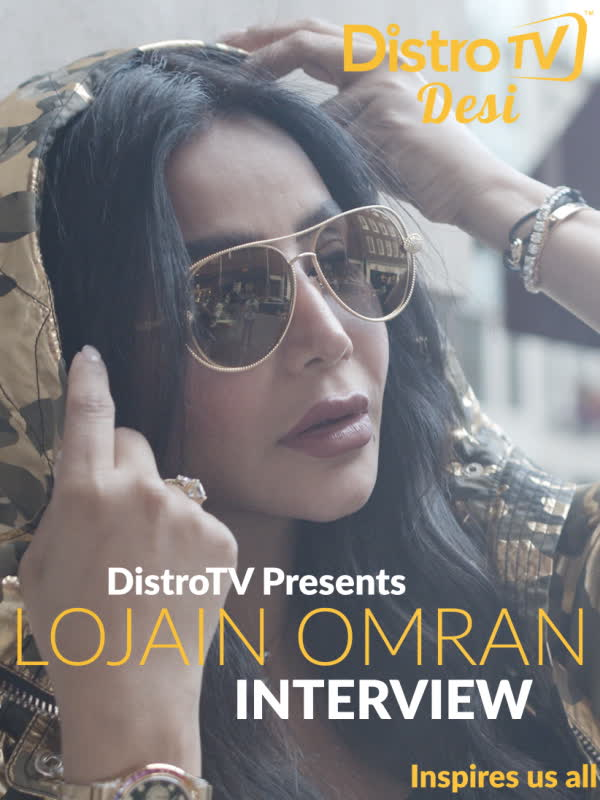 Interview with Lojain Omran