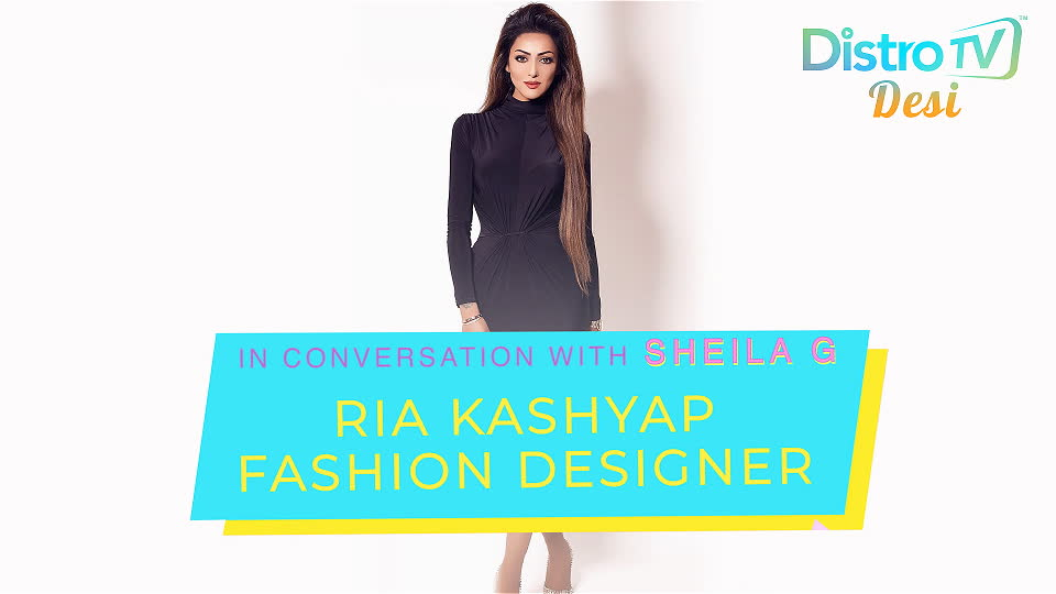 Interview with Ria Kashyap