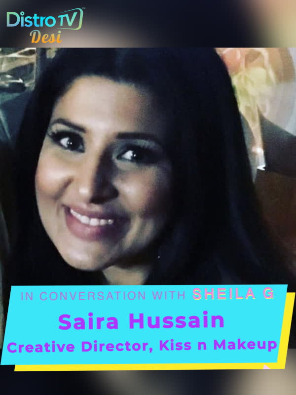 Interview with Saira Hussain