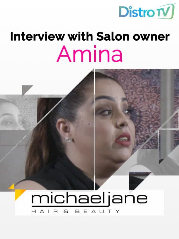 Interview with Salon owner: Amina