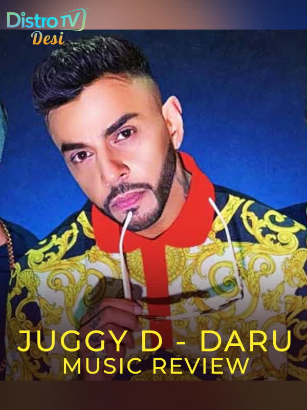 Juggy D - Daru - Music Review by Sheila G