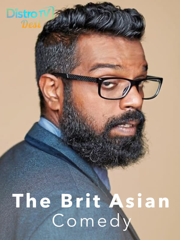 The Brit Asian - Comedy