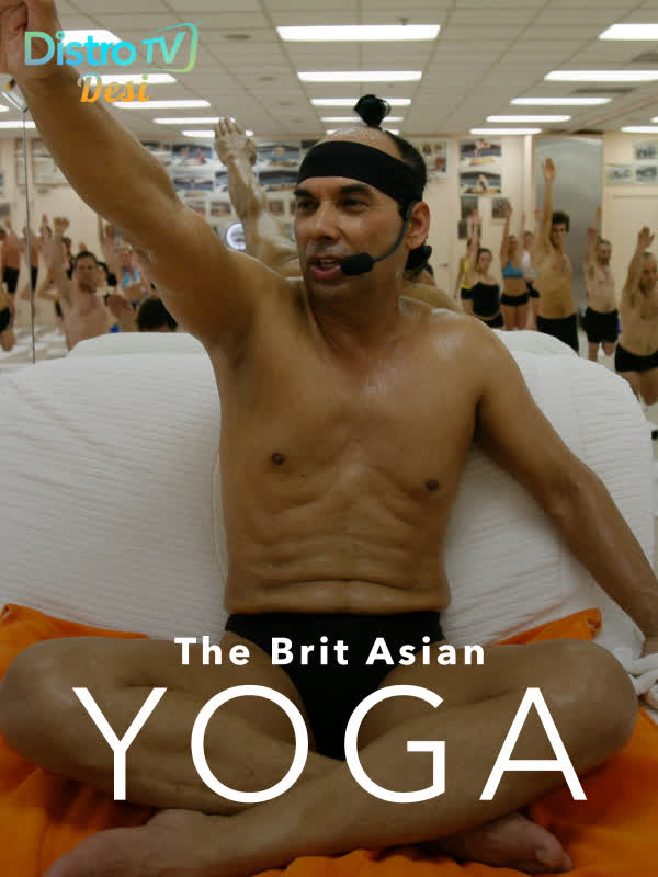 The Brit Asian - Yoga