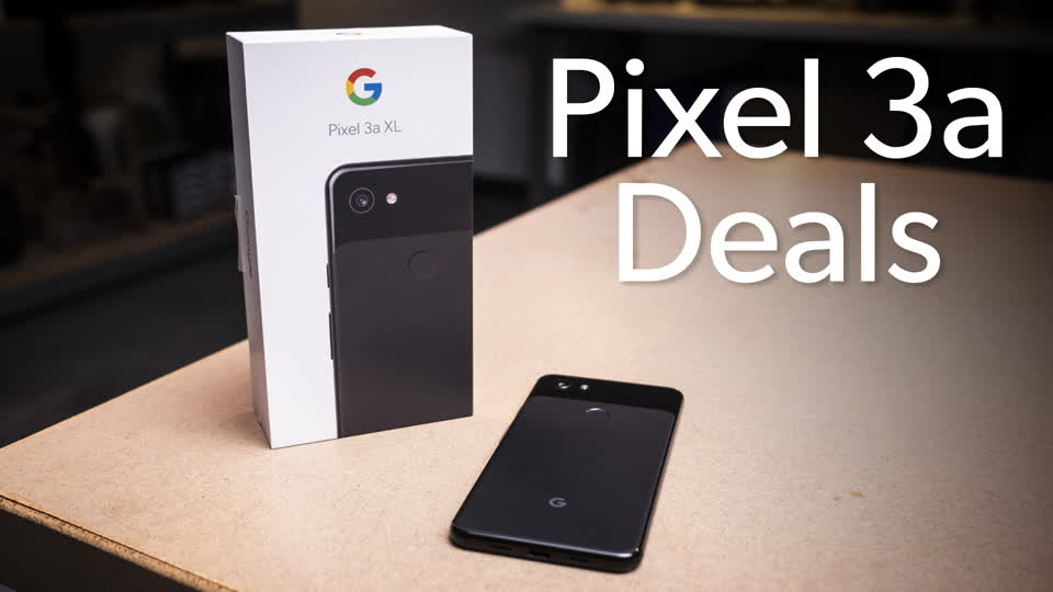 Best Google Pixel 3a deals
