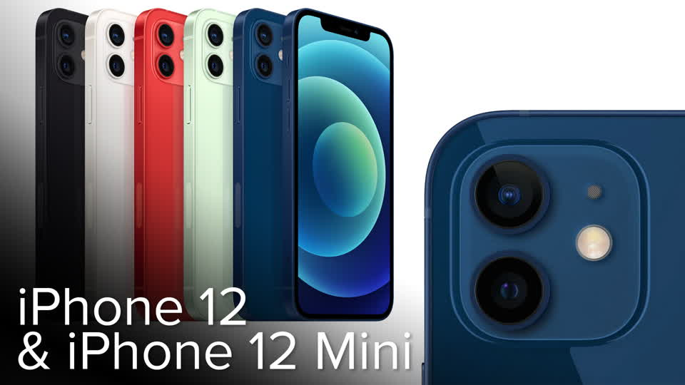 iPhone 12 & iPhone 12 Mini announcement: Top features in 6 minutes