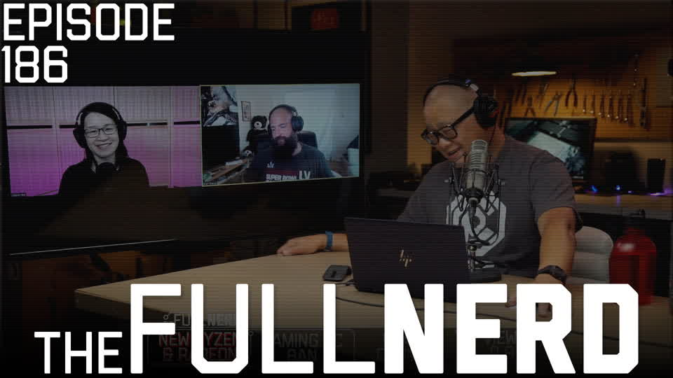 New Ryzen/Radeon, Gaming PC Ban, Beast Canyon Review, Q&A   The Full Nerd ep. 186