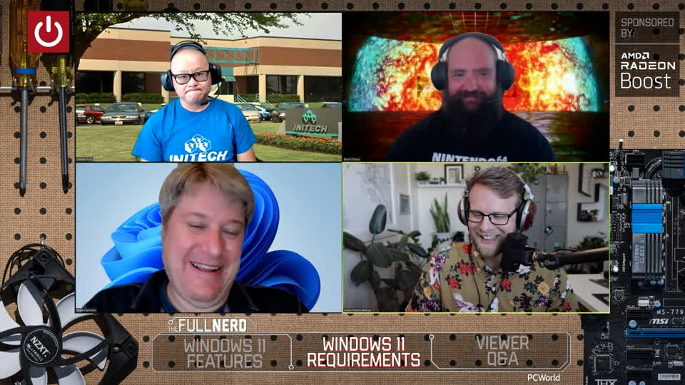Windows 11: Features, hardware requirements, bummers, and more   The Full Nerd ep. 182