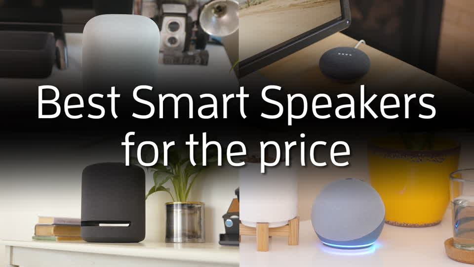 Best smart speakers for the price