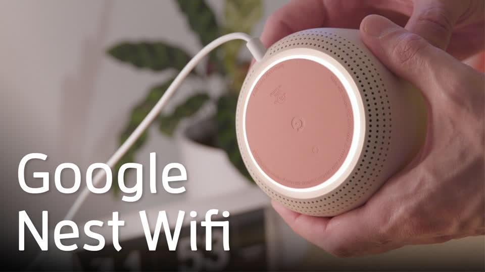 Google Nest WiFi: First look
