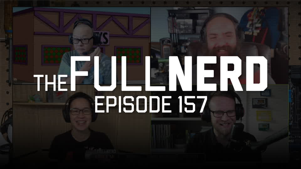 Apple M1 chips, paper launches, Xbox Series X vs PC, Q&A | The Full Nerd ep. 157