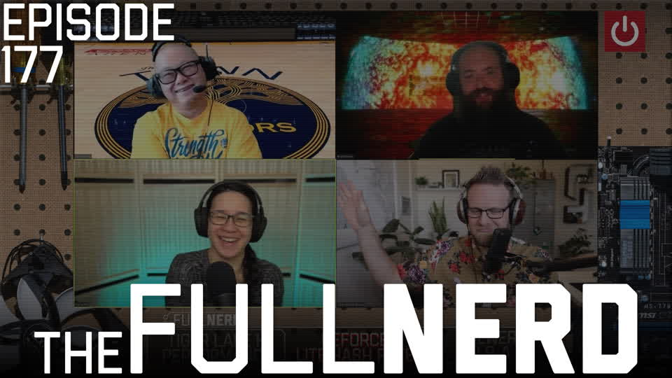 Tiger Lake H performance, GeForce Lite Hash Rate, Q&A   The Full Nerd ep. 177