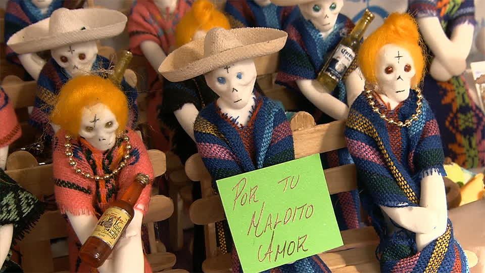 Dia de Los Muertos - Michoacan, Mexico