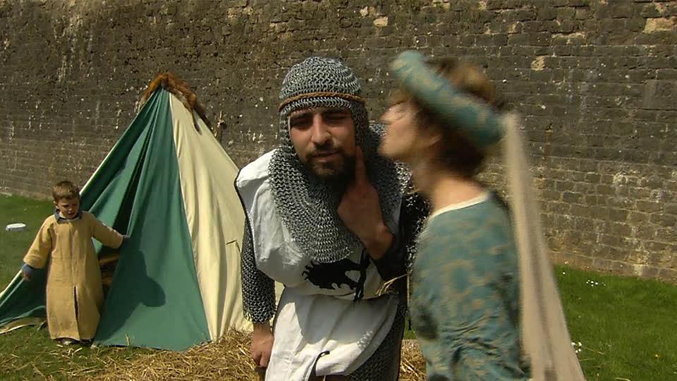 Gypsy Festival - San Marie de la Mer, France and The Medieval Fair - Sedan, France