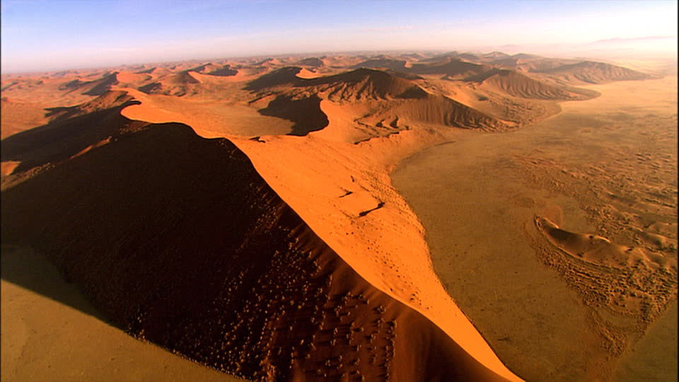 Namibia - Fauna and Sands