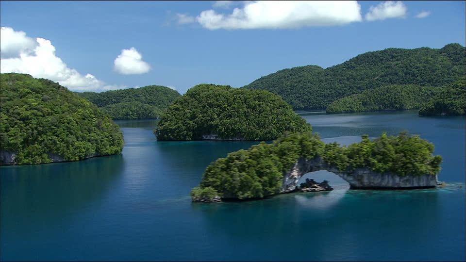 Palau - The Coral Republic