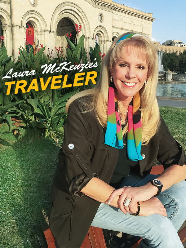 Laura McKenzie Traveler