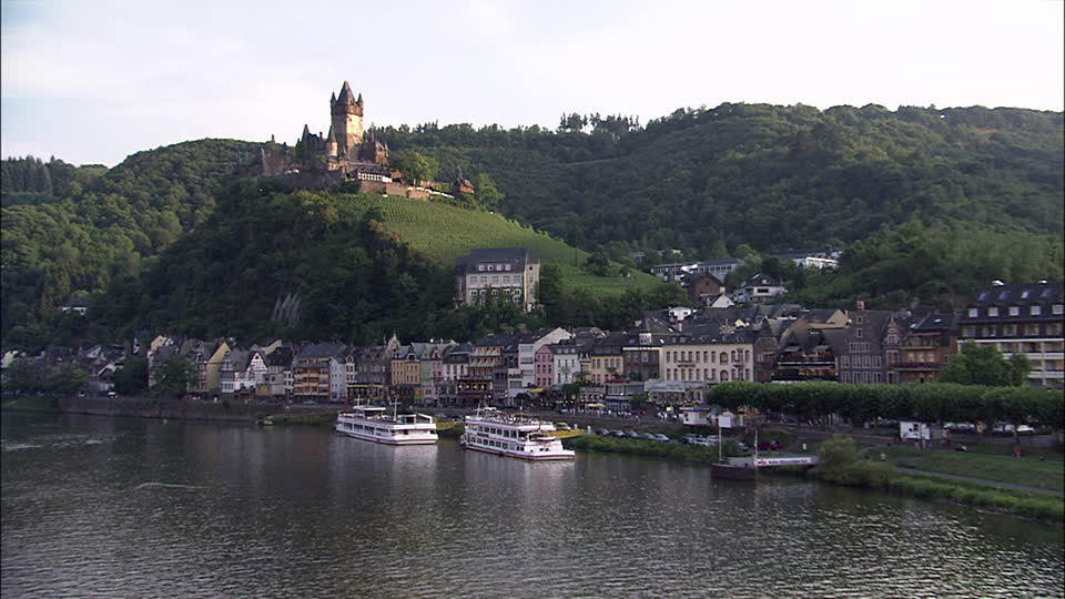 Germany's Rhine and Mosel Rivers