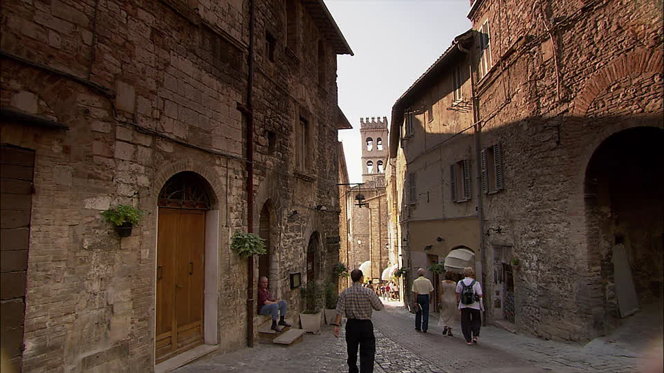 Hill Towns of Tuscany and Umbria