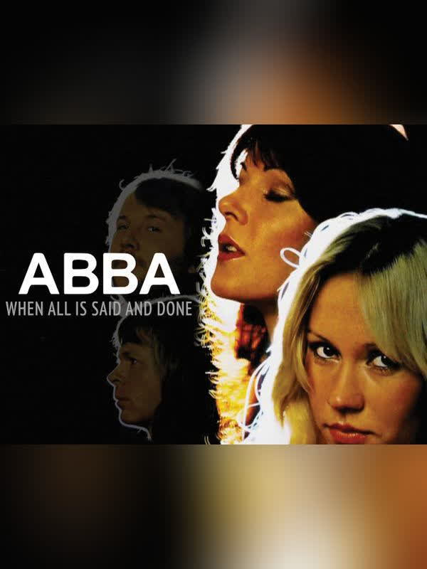 ABBA When All is Said and Done