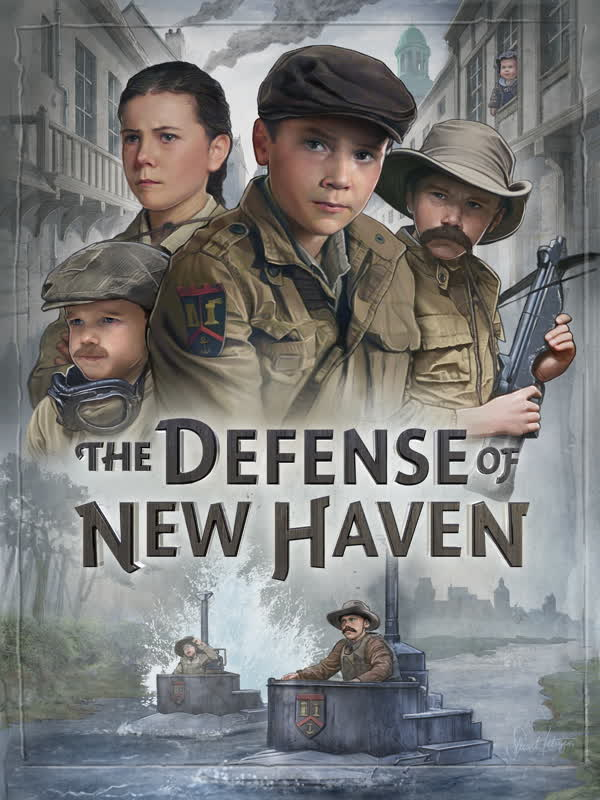 Defense of New Haven, The