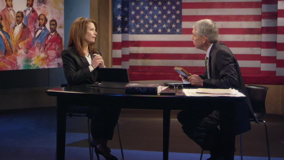 God and Government with Michele Bachmann-FOF Episode 10-Digital Video