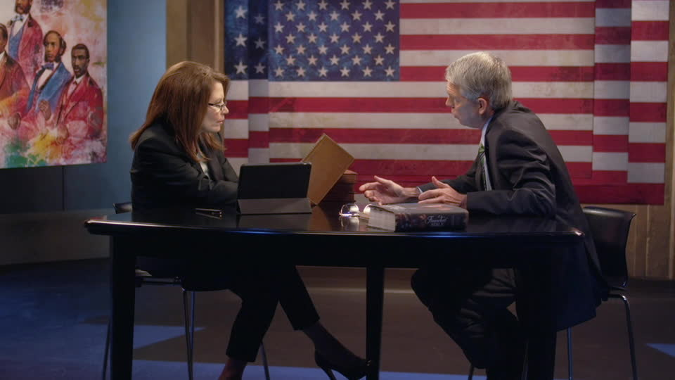 The Bible and Economics with Michele Bachmann-FOF Episode 6-Digital Video