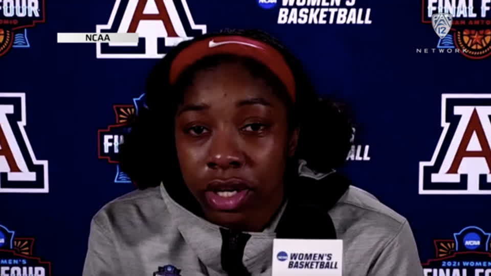Aari McDonald on the foundation of Arizona women's basketball: 'Continue to work hard and you'll be successful'
