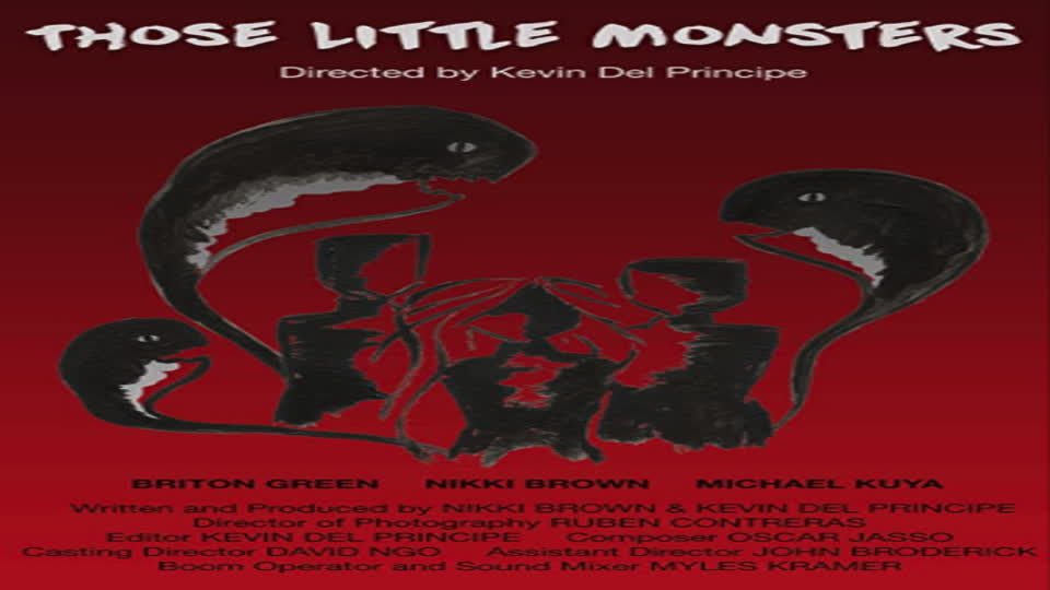 <![CDATA[Those Little Monsters]]>