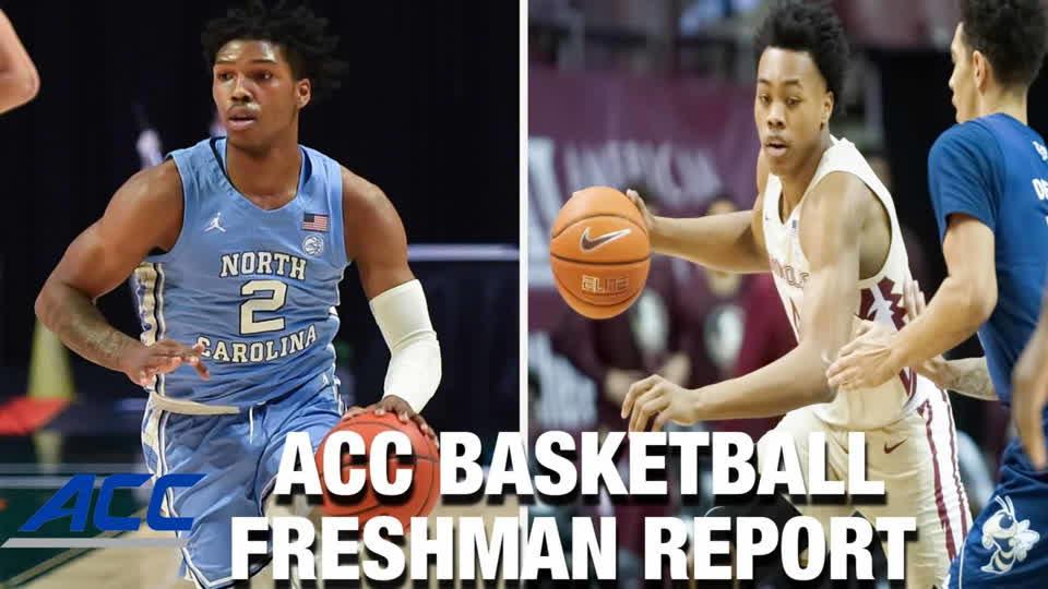 ACC Basketball 2020-21 Freshman Report