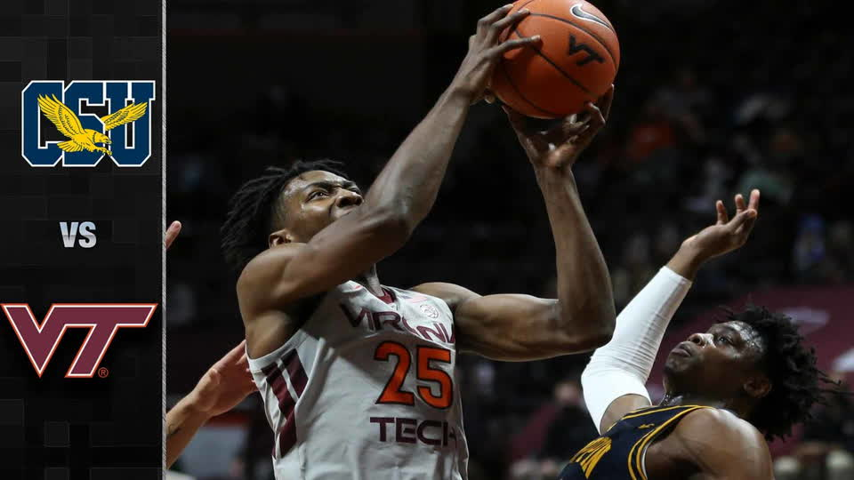 Coppin St. vs. Virginia Tech Men's Basketball Highlights (2020-21)