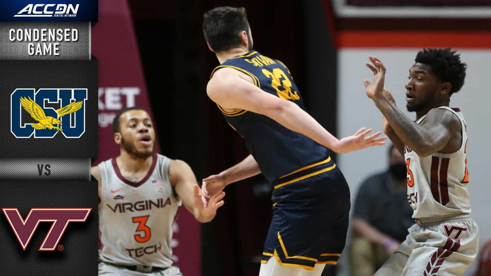 Coppin State vs. Virginia Tech Condensed Game | 2020-21 ACC Men's Basketball